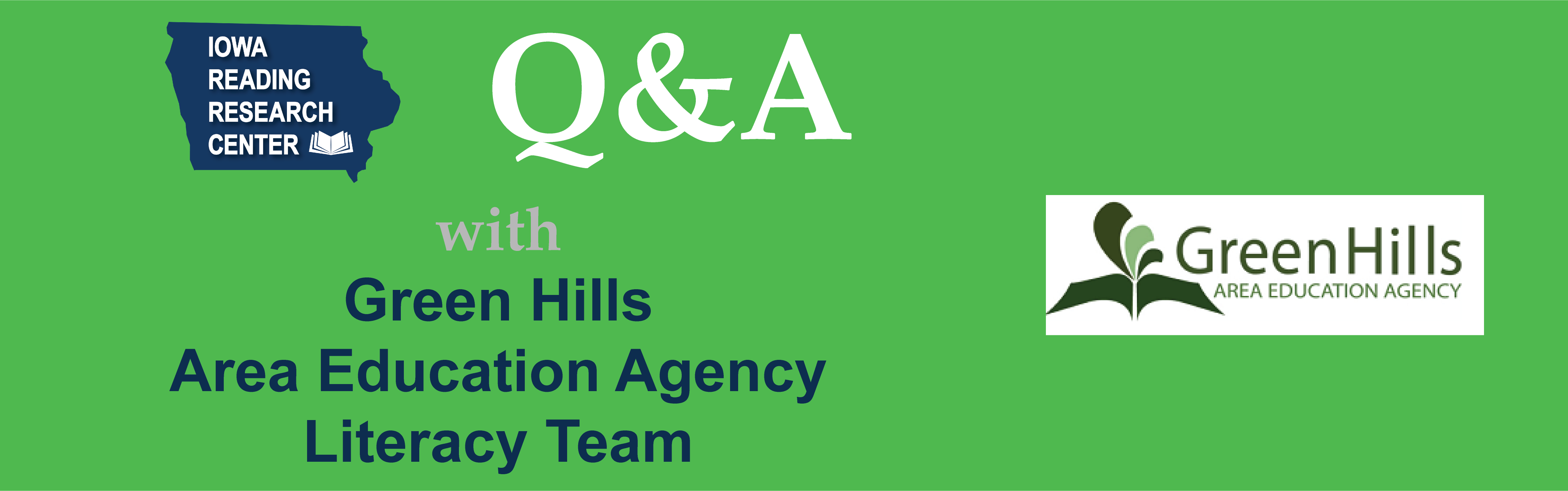 Q&A with Green Hills AEA